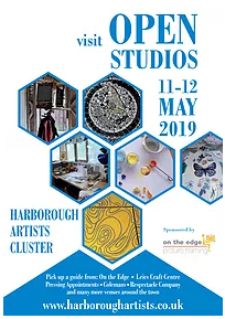 Artist Cluster Open Studios Market Harborough
