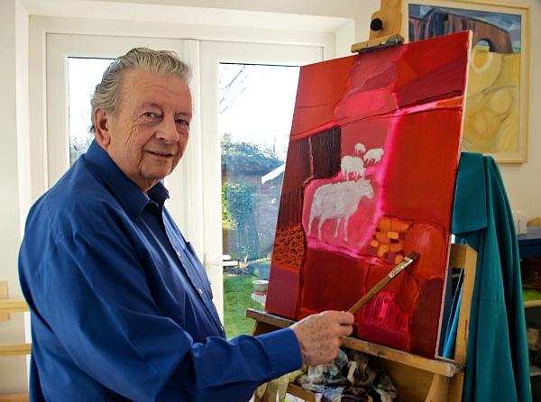 Great Bowden Local Artist - Derek Brittan